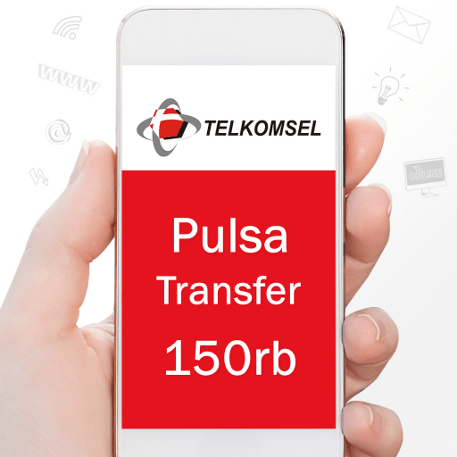 Pulsa Transfer Telkomsel Transfer - Telkomsel Transfer 150rb