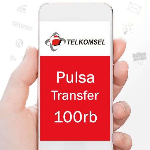 Pulsa Transfer Telkomsel Transfer - Telkomsel Transfer 100rb