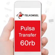 Telkomsel Transfer 60rb