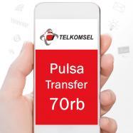 Telkomsel Transfer 70rb