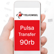 Telkomsel Transfer 90rb